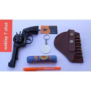 Manav Weblay 7 Round Revolver