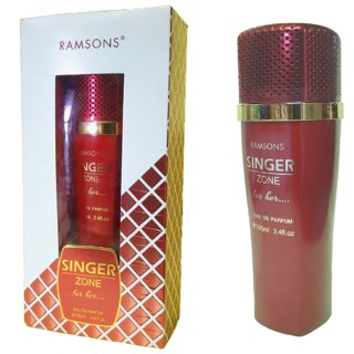 Ramsons Singer Zone For Her Perfume - 100 ml