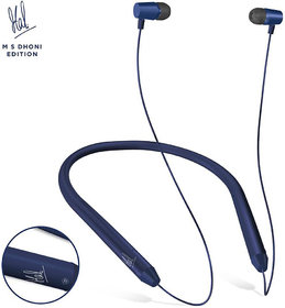 MSD Edition Voice Assistant Wireless Neckband Bluetooth Headset