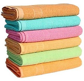 Bpitch Hand Towel set of 8 - Multicolor