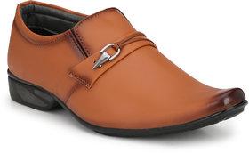 Lee Peeter Men's Tan Formal Shoe