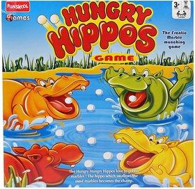 Funskool Hungry Hippos Game Board Game