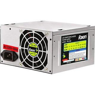 Foxin FPS 500S 500 Watts PSU  (Silver)