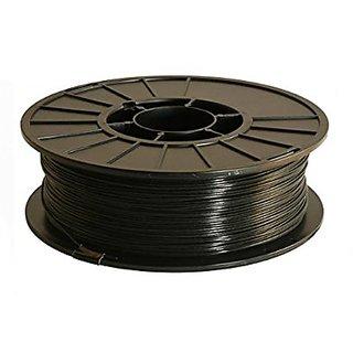 ABS 3D Printing Filament (Black) Print temperature - 220-230C Infill Speed - 3090mm/s 3D Printing Material