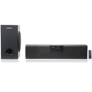 Krisons MagicBeam Bluetooth SoundBar With Woofer