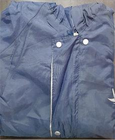 ZEEL Men's Reversible Raincoat (XL For 32-34,XXL For 36-38 Waist)