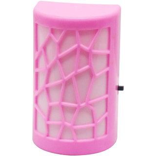 LED Night Light Plug-in Switch -Pink