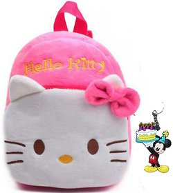 Proera Hello Kitty Pink Kids School Bag