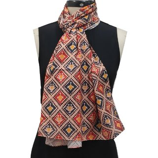 Cailin Women's Beautiful and Festive Digital Printed Scarves  Stole Size 50x180cm