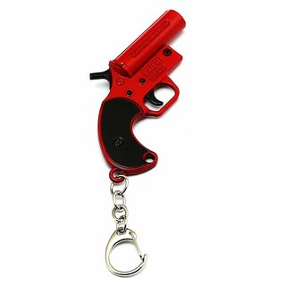 Stylewell Pubg Players Unknown Battle Grounds Premium Metal Flare Gun Multicolor Car,Home,Bike,Office Classy Keychain