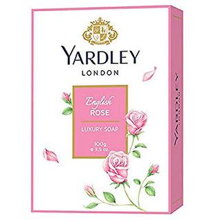 Yardley London English Rose Luxury Soap 100g
