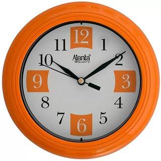 Ajanta Wall Clock 2187Orange