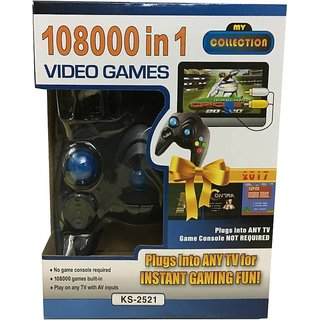 Buy only 4 you Video Game Gaming Console Arcade 108000 in 1