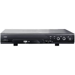 Impex PRIME DX1 5.1Ch DVD Player with Amplifier Mic input and USB Copy Function (1 Year warranty)