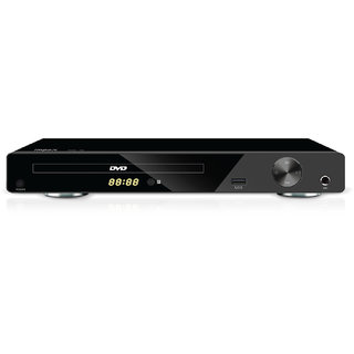 Impex PRIME HD 5.1Ch DVD Player With Mic Input and USB Copy Function and HDMI Output Port 1080p (1 Year warranty)