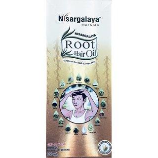 Nisargalaya Herbals Root Hair Oil 100ml
