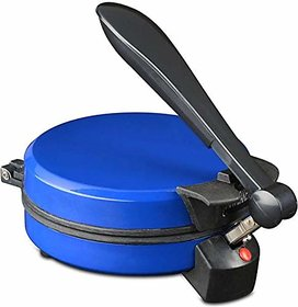 Eagle Non - Stick KHAKRA and ROTI Maker 900 WATT - (Color Blue)