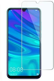 Realme 3 Flexible Premium Quality 0.3 MM Tempered Glass Ultra Slim Thickness, Clear HD Protect Glass