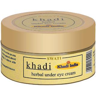 Khadi Swati Herbal Under Eye Cream - 25 gms