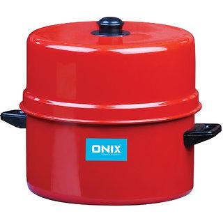 Onix OCP 2L Aluminium Rice Cooker With Pot (Choodarapetty-2 KG) With 1 Year Warranty