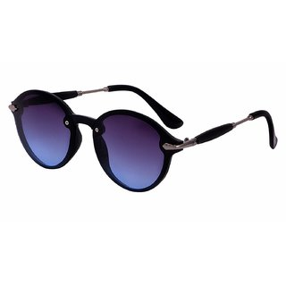 Debonair UV Protected Stylish Goggles New Round Sunglasses For Men And Women
