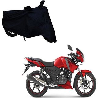 ABS AUTO TREND BIKE BODY COVER FOR TVS APACHE RTR160