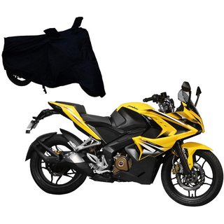 ABS AUTO TREND BIKE BODY COVER FOR BAJAJ PLUSAR RS 200