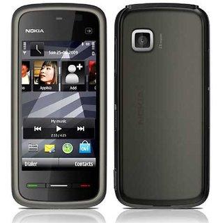 NOKIA 5233  Feature Phone Black (1 Year WarrantyBazaar Warranty)