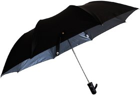 Black Plain Assorted Umbrella (3FB-001)