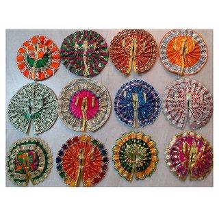 Pack of 10 Generic Dhruv Puja Cloth Poshak