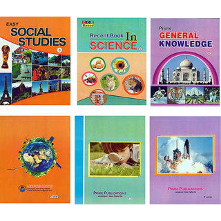 SIMPLE  EASY LEARNING SET of 3 BOOKS for KIDS 6 - 8 YEARS of age  (ENGLISH) 6