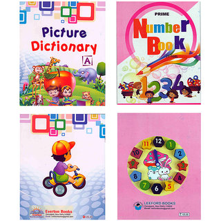 SIMPLE  EASY LEARNING SET of 2 BOOKS for KIDS 5 - 8 YEARS of age  (ENGLISH) 8