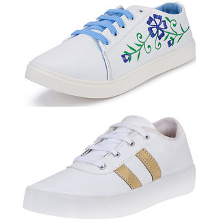 Armado Combo Pack of 2 Women Casual Sports Shoes