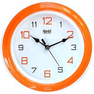 Ajanta Wall Clock 2147Orange