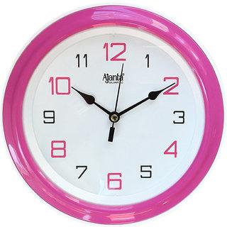 Ajanta wall clock 2147Pink