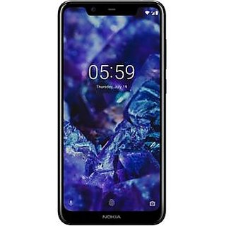 Nokia 5.1 Plus 32  GB, 3  GB RAM Unboxed Mobile Phone