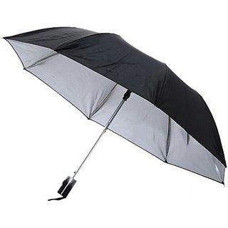 Black Umbrella 2 Fold