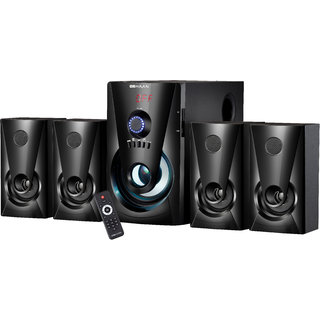 OSHAAN CMPL-18 4.1 BT Multimedia Home Theater Speaker with Bluetooth