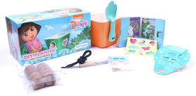 Dora The Explorer - Self watering DIY planter Kit Orange