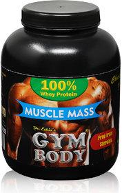 Ethix Gym Body Plowder Single Pack 2.27kg