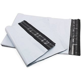 Tamper proof courier bags 8x14 inch pack of 100
