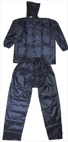 Men's Single Coted Rough Tough Raincoat (M Size For 28-30-32 Waist)