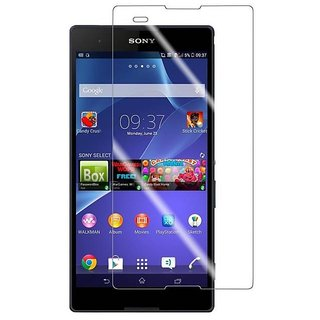 44M Transparent Impossible Screen Guard Sony Xperia M2 ITG