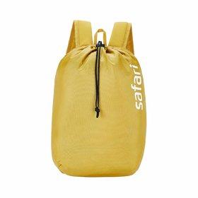 Safari Back Pack 15 Ltrs. Pastel yellow Casual Bag