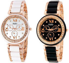 Addic Combo ofQueen of Hearts Limited-Edition Luxury Watch for Women 1