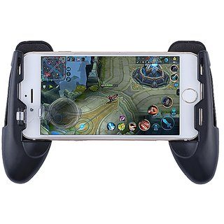 rmendous JL-01 3 in1 Joystick Grip Extended Handle Game Controller Ultra-Portable Five-Angle Gamepad for All Smartphone