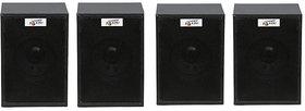 Barry John 014 Wooden Multimedia Speaker System 60W Home Audio Speaker