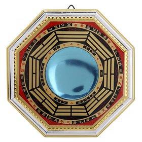 Feng Shui Inside Bagua Mirror