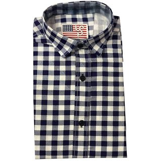 US Pepper Mutlicolour Cotton Check Shirt