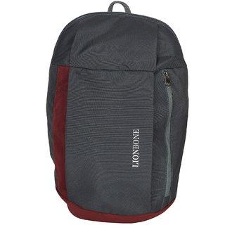 Lionbone School Bag Unisex Backpack Polyester Back bag with Trendy Design Book bags,